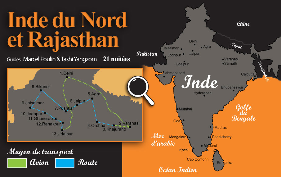 Carte_indedunordRajasthan